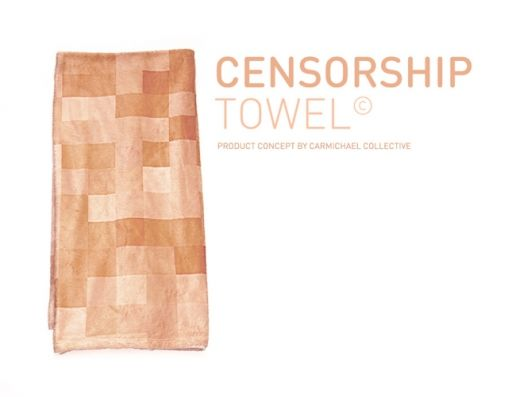 Censorship-Towel
