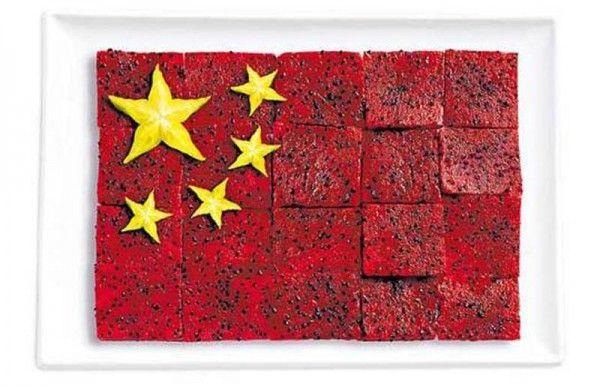 China-vlag
