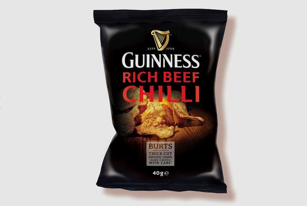 chips-Guinness