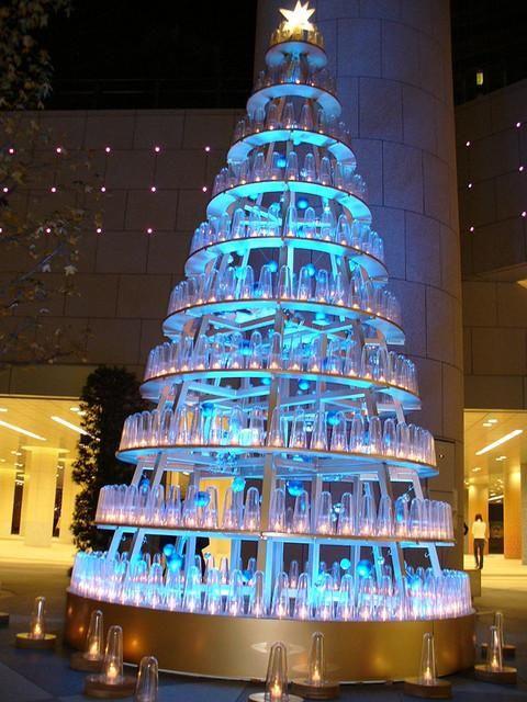 christmas-trees-blue-led-bottle