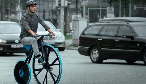 Concept 1865 - Moderne e-bike