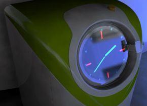 Cool Design/Hightech Wasmachine