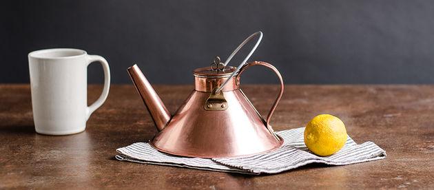 Copper-kettle