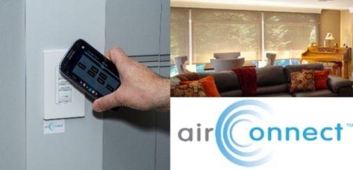 Crestron introduceert NFC airConnect