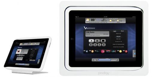 Crestron Lanceert Docking voor iPad