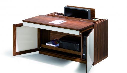cubus pc secretaire van team 7. Black Bedroom Furniture Sets. Home Design Ideas