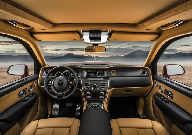Cullinan MR Interior 2