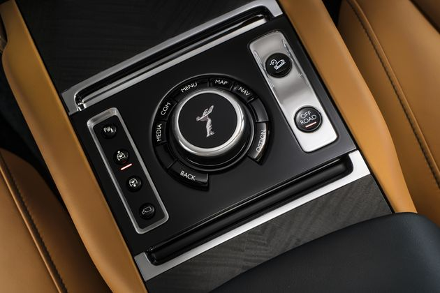 Cullinan MR Interior 3