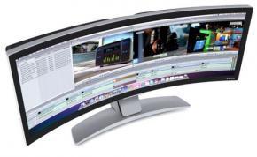 Curved Desktopmonitor Nu te koop