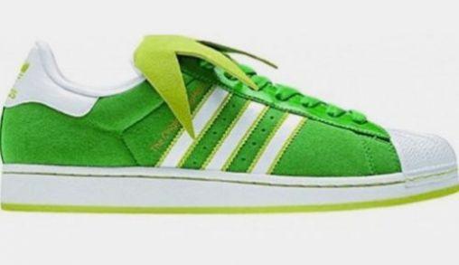 De Adidas Superstar II X KERMIT