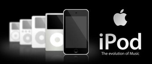 De geschiedenis van de iPod [INFOGRAPHIC]