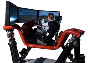 De Ultime Race Simulator