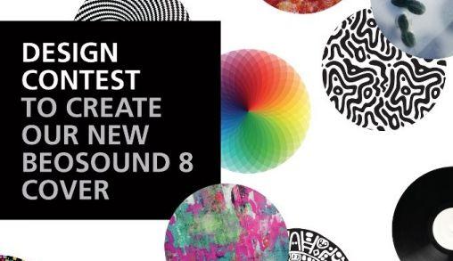Design je eigen BeoSound 8 Cover