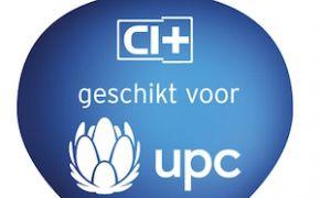 Digitale TV-tuner van UPC in Sony televisies