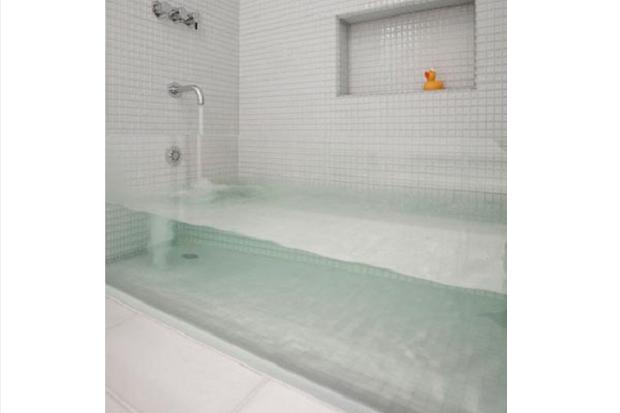 doorzichtig bad-