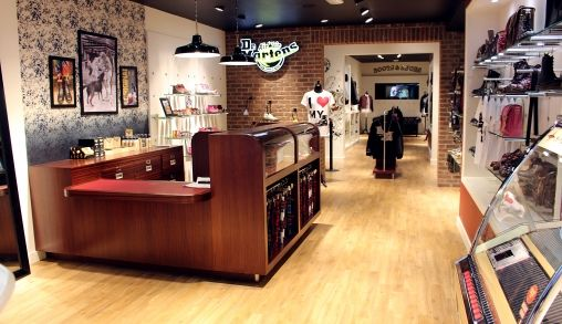 DR. Martens opent store in Amsterdam!
