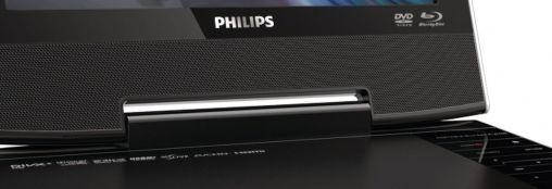Draagbare Blu-rayspeler van Philips