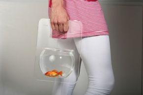 Draagbare Vissenkom