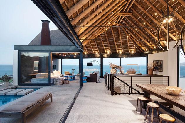 Villa Zuid Afrika : Droomhuis deze geweldige villa ligt in zuid afrika