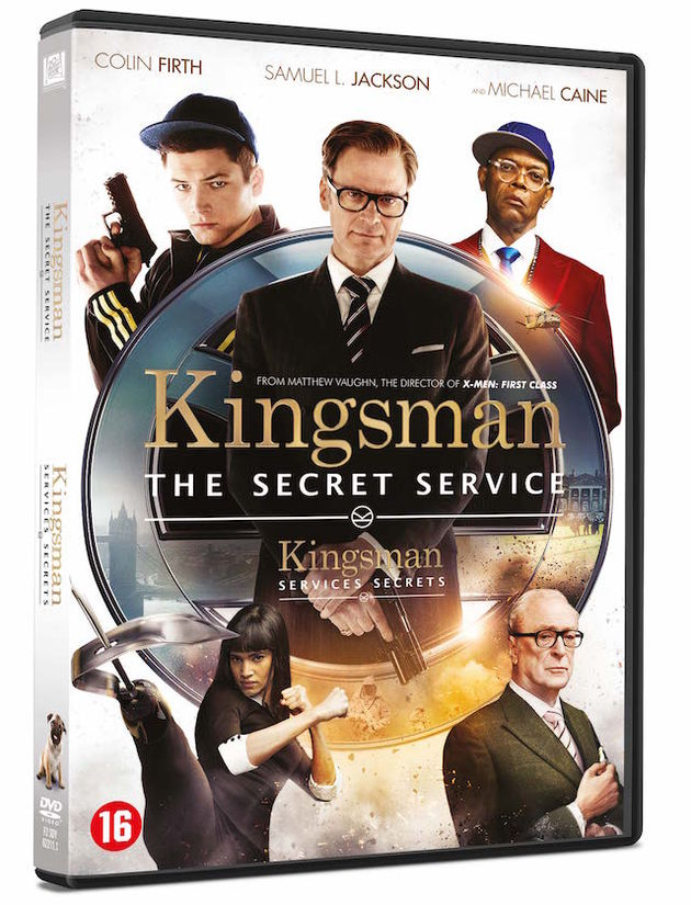DVD 3D - Kingsman