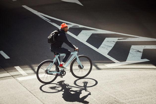 E-bike stad