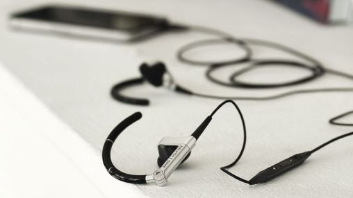 EarSet 3i headset van Bang & Olufsen