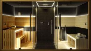 Een complete spa-ervaring op 8 m² met Sasha Jacuzzi