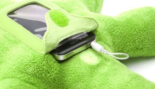 Een knuffelbare iPhone