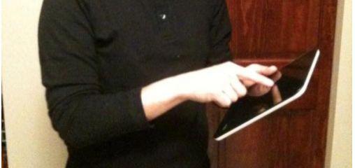 Eerste foto's van de Apple Tablet?