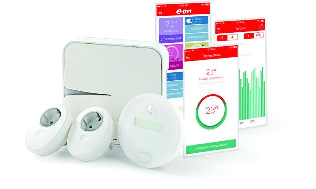 Energieassistent pack en app