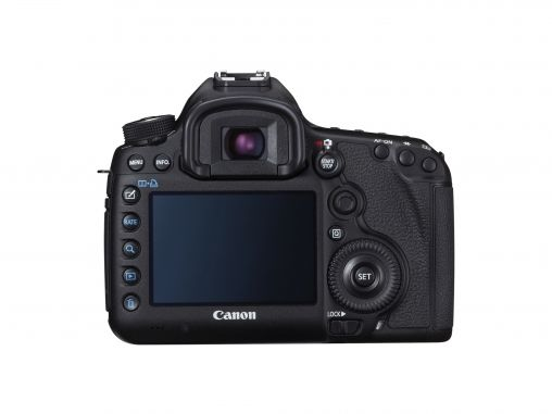 EOS 5D Mark III back