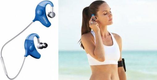 Exercise Freak - Draadloze Fitness In-Ear Hoofdtelefoon