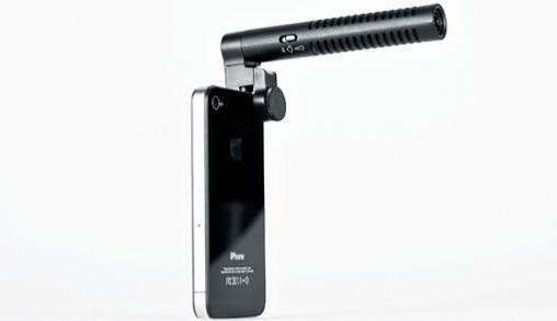 Externe microfoon voor iPhone