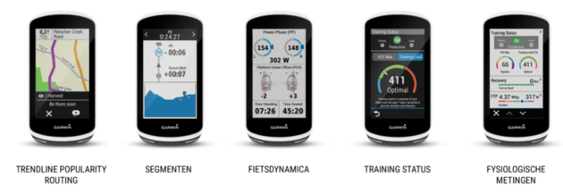 Fietscomputers-garmin