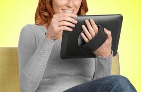 FlipBlade en Grip 360 van Belkin