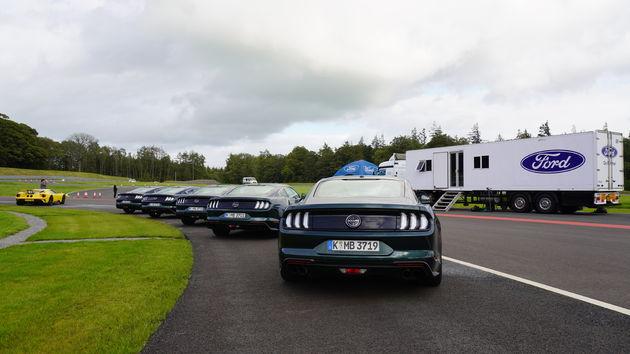 Mustang Bullit en Ford GT