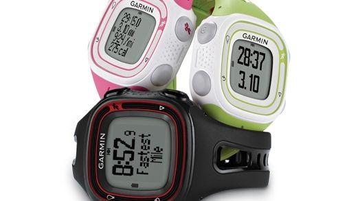 Forerunner 10, Garmin's eenvoudigste GPS hardloophorloge