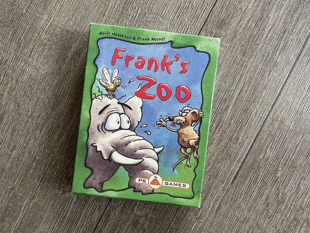 Franks Zoo spellen tips