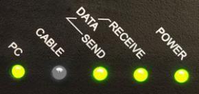Fraunhofer maakt draadloze verbinding van 230Mbps via LED-verlichting