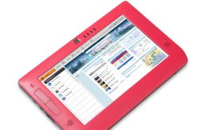 Freescale 7 inch Smartbook Tablet