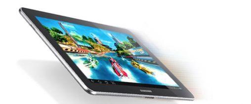 Galaxy Tab 10.1 morgen gepresenteerd aan de Pers