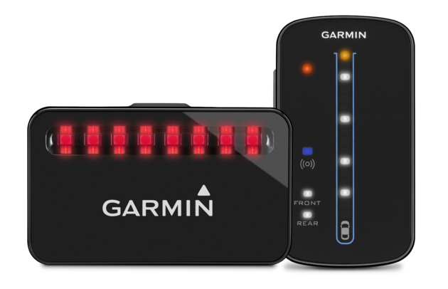 Garmin display LED