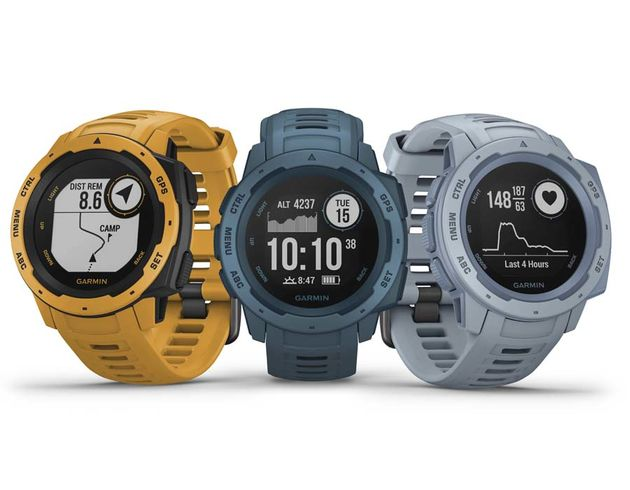 Garmin-instinct-smartwatches