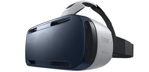 Gear VR: Virtual Reality by Samsung