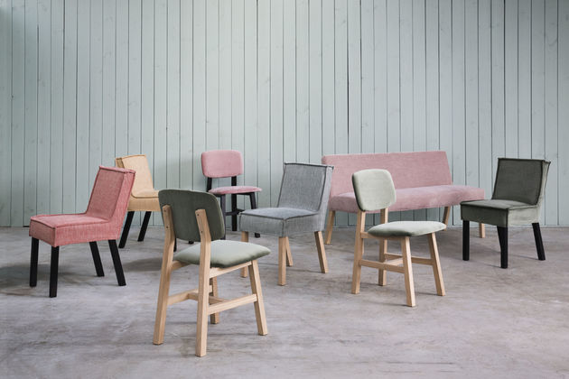 Ginger Home collection chairs