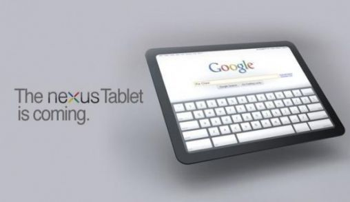 Google Nexus-Tablet
