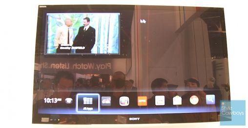Google TV CES 088