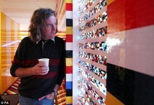 Gratis af te halen: Levensgroot Huis van LEGO