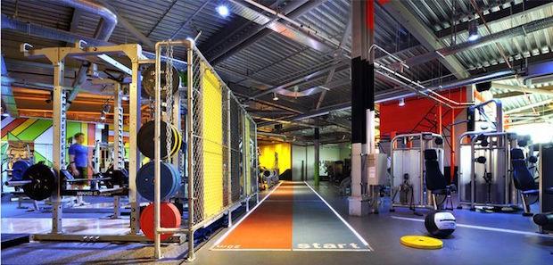 gymbox Londen