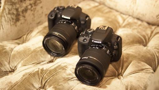 Hands-on preview nieuwe Canon EOS en PowerShot camera's